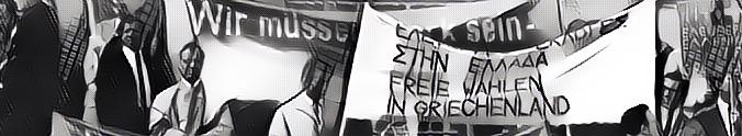 Der Widerstand gegen die Diktatur der Obristen in Deutschland (1967–1974)