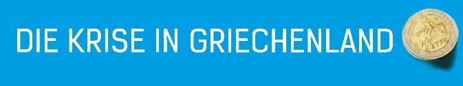 Podiumsdiskussion zur Krise in Griechenland