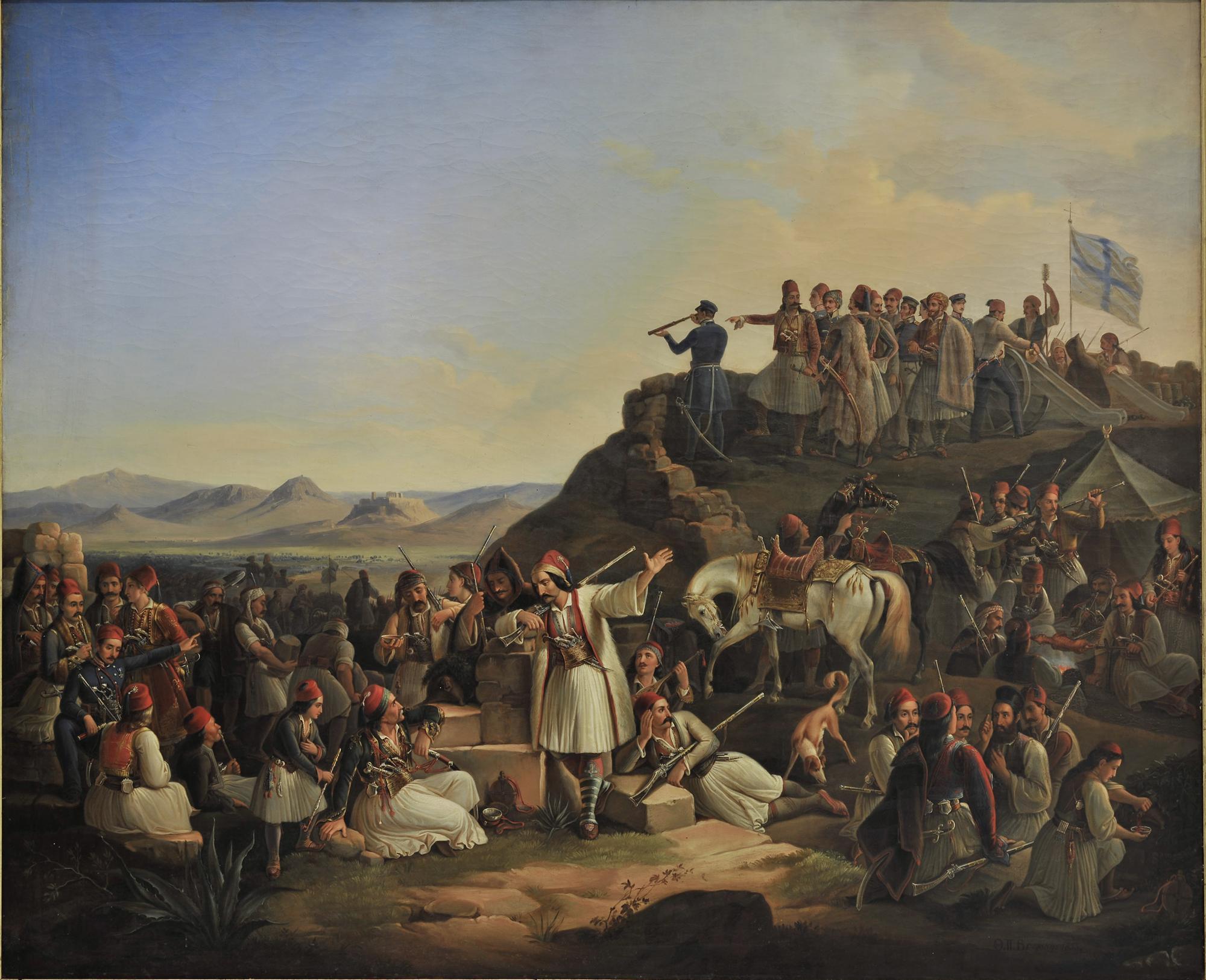 Belagerung der Akropolis