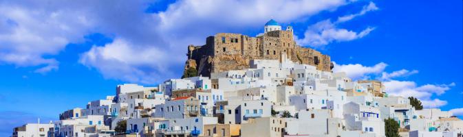 Eine Ägäis-Insel wird grün – das deutsch-griechische Pionierprojekt auf Astypalea